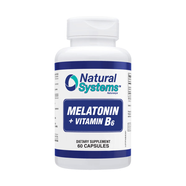 MELATONIN 60 CAPS