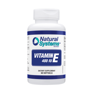 VITAMINA E 400 IU 60 CAPS
