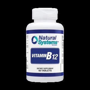 VITAMIN B12 60 TABLETAS