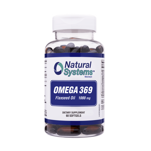 OMEGA 369 60 SOFTGELS