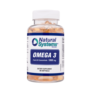 Omega 3 1000 Mg 60 Softgels